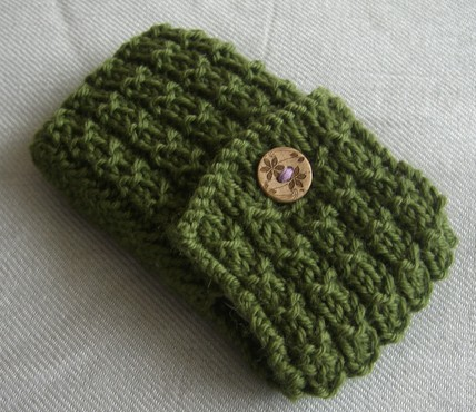How To Knit A Cell Phone Cover Learn To Knit N Crochet